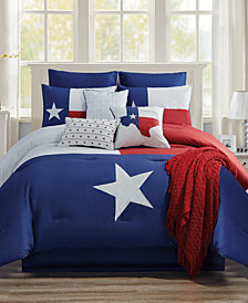 Austin 10-Pc. Comforter Sets, Created for Macy's