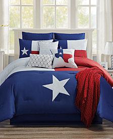 Austin 10-Pc. Queen Comforter Set, Created for Macy's