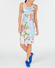 Nike Sportswear Ultra-Femme Floral-Print Tank Dress