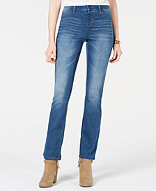 Vanilla Star Juniors' Pull-On Bootcut Jeans