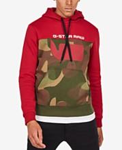 884227fe539 G-Star Raw Mens Hoodies   Sweatshirts - Macy s