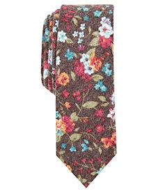 Penguin Men's Holm Skinny Floral Tie