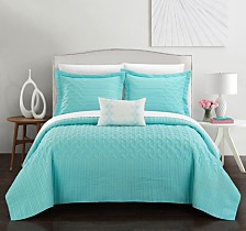 Chic Home Shalya 4-Pc. Quilt Sets