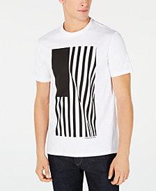 Calvin Klein Jeans Men's Flag Graphic T-Shirt