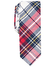 Penguin Men's Frederick Skinny Plaid Tie