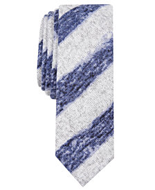 Penguin Men's Augelle Skinny Stripe Tie