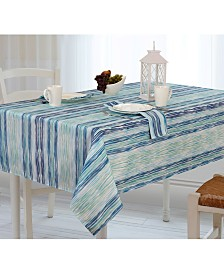 Elrene Color Stream Indoor/Outdoor Tablecloth Collection