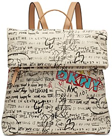 Tilly Graffiti Backpack, Created for Macy's