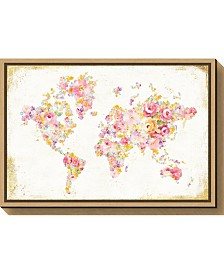 Amanti Art Midsummer World by Danhui Nai Canvas Framed Art
