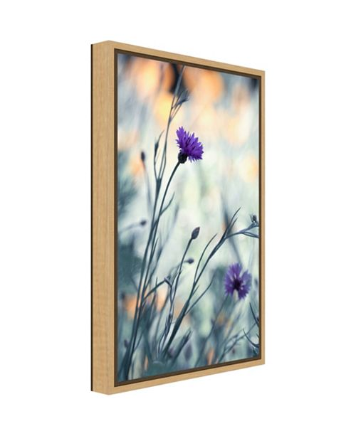 Amanti Art Colors game 2 by Fabien Bravin Canvas Framed Art - Wall ...