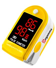 Dagamma Dp100 Oximeter - Yellow