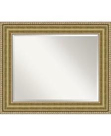 Amanti Art Astoria 35x29 Bathroom Mirror
