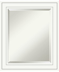 Craftsman 21x25 Bathroom Mirror