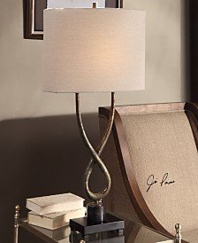 Uttermost Talema Aged Silver Lamp