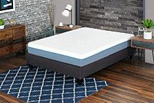 Simba Cushion Firm Hybrid Mattress Collection, Quick Ship