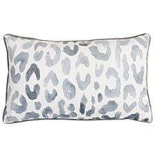 "DNU - Miron Cheetah Velvet Pillow, 12"" x 20"""
