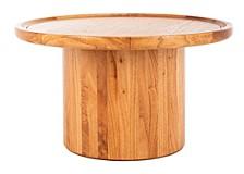 Devin Round Pedestal Coffee Table