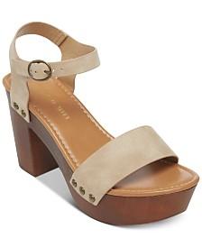 Madden Girl Lift Platform Sandals