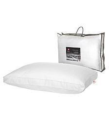 Swiss Comforts Renaissance Gusset Soft Cotton Pillow Collection