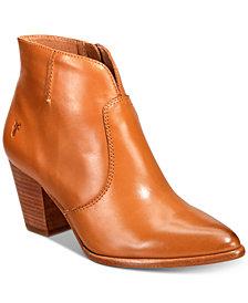 Frye Women's Jennifer Ankle Booties, Created for Macy's