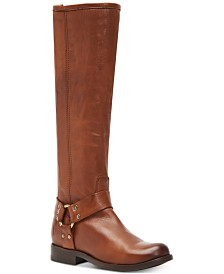 Frye Women's Phillip Harness Boots