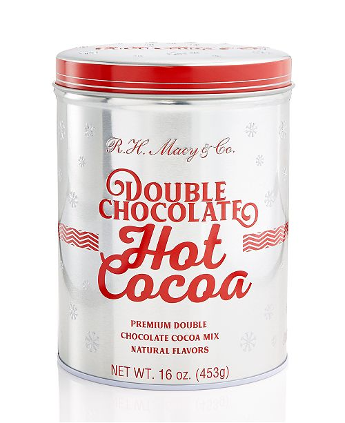 Mix Macy's For Cocoa R Hot amp; h Co Double Chocolate Created Macy 8TPq08