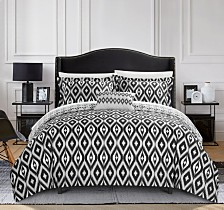 Chic Home Normani 3 Pc Twin Duvet Cover Set