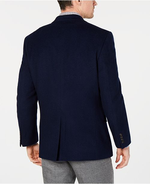 Lauren Ralph Lauren Cashmere Blend Men S Classic Fit Sport Coat