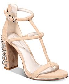 Women's Deandra Studded Dress Sandals