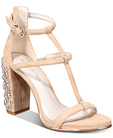 Kenneth Cole New York Women's Deandra Studded Dress Sandals
