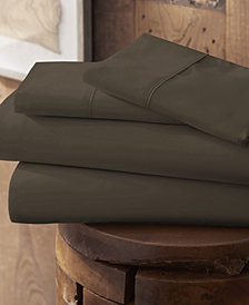 Home Collection Premium Ultra Soft 4 Piece Bed Sheet Set - Queen