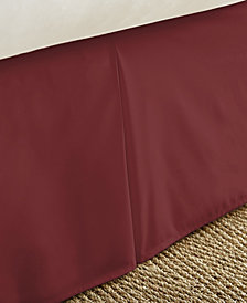 Home Collection Premium Pleated Dust Ruffle Bed Skirt, Cal King