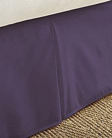 Home Collection Premium Pleated Dust Ruffle Bed Skirt, Full