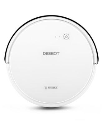 ecovacs robotics deebot 600 vacuum home macy s Portable CD Players for Home