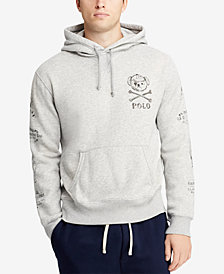 Polo Ralph Lauren Men's Polo Bear Fleece Hoodie