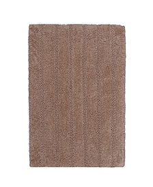 Linear 24x40  Cotton Bath Rug