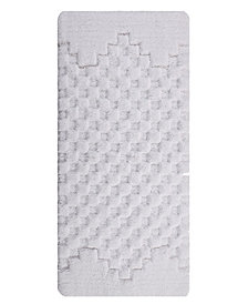 Melange 24x40  Cotton Bath Rug