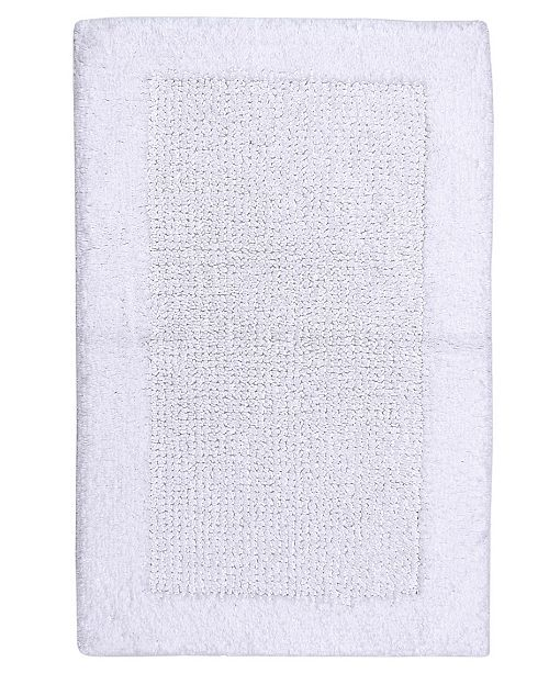 Castle Hill London Naples 21x34 Cotton Bath Rug