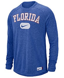 Nike Men's Florida Gators Stadium Long Sleeve T-Shirt