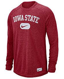 Nike Men's Iowa State Cyclones Stadium Long Sleeve T-Shirt