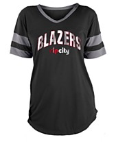 be30e6a8f47 5th   Ocean Women s Portland Trail Blazers Mesh T-Shirt