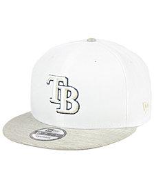 New Era Tampa Bay Rays Bright Heather 9FIFTY Snapback Cap