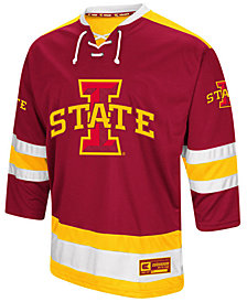 Colosseum Men's Iowa State Cyclones Fashion Hockey Jersey