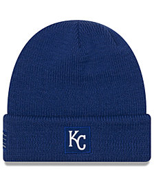 New Era Kansas City Royals Sport Knit Hat