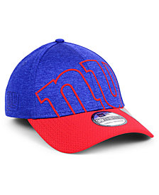 New Era New York Giants Oversized Laser Cut Logo 39THIRTY Cap