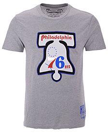 Mitchell & Ness Men's Philadelphia 76ers Zigzag T-Shirt
