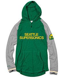 Mitchell & Ness Men's Seattle SuperSonics SlugFest Hoodie