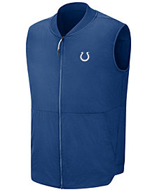 Nike Men's Indianapolis Colts Sideline Coaches Vest