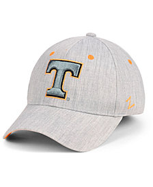 Zephyr Tennessee Volunteers Tailored Flex Stretch Fitted Cap