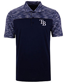 Antigua Men's Tampa Bay Rays Final Play Polo